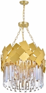 CWI 1100P16-4-169 Panache Medallion Gold 16  Pendant Lighting