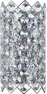 CWI 5021W7B(C) Chique Chrome Halogen Lighting Wall Sconce
