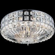 CWI 5039C17C Bloome Chrome Halogen 17  Ceiling Lighting