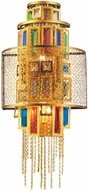 CWI 5647W12G Stained Gold Wall Sconce