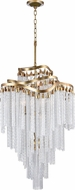CWI 5648P26G Storm Gold 26  Hanging Light