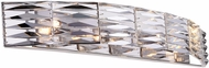 CWI 5700W31-4-613 Squill Polished Nickel Halogen 31 Bath Wall Sconce