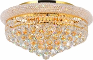 CWI 8001C20G Empire Gold 20 Home Ceiling Lighting