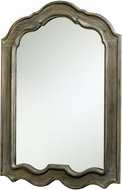 Cyan 02478 Kathryn Distressed Gray Wall Mounted Mirror