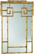 Cyan 03033 Bamboo Gold Wall Mirror
