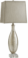 Cyan 04819-1 Coco Golden Crackle LED Lighting Table Lamp