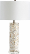Cyan 05309-1 West Palm Contemporary L.E.D. Table Lamp Lighting