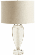 Cyan 05563-1 Haite Gold and Amber LED Table Lamp Lighting