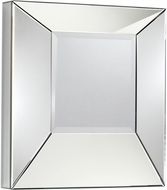 Cyan 06380 Pentallica Contemporary Clear Mirror