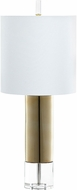 Cyan 07745 Sonora Contemporary Gold Table Lamp