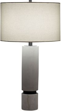 Cyan 10358-1 Astral Contemporary Brass L.E.D. Table Lamp