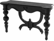 Cyan 10993 Lacroix Traditional Black Table