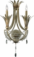 Cyan 5213-2-33 Luciana Traditional St. Regis Bronze Wall Sconce Lighting