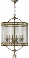 Cyan 6490-6-33 Buckingham Traditional St. Regis Bronze 23  Foyer Light Fixture