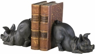 Cyan Design 01218 Piggy Old World Bookends