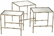 Cyan Design 03068 Bamboo Mission Bronze Table