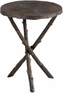 Cyan Design 03083 Tripod Craftsman Old World Table