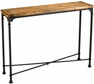Cyan Design 04567 Cunningham Traditional Rustic Table