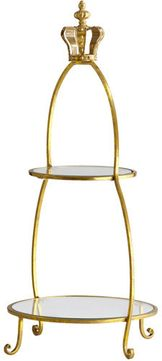 Cyan Design 04712 Crowned Gold Stand