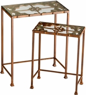 Cyan Design 04887 Gunnison Rust Table