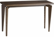 Cyan Design 05228 Adair Modern Dark Brown Veneer Table