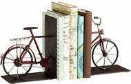 Cyan Design 06649 Pedal Multi Colored Bookends