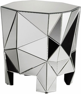 Cyan Design 07907 Alessandro Modern Clear Table
