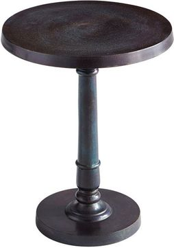 Cyan Design 08296 Emerson Bronze and Blue Table