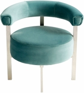Cyan Design 09104 Sir Richard Contemporary Stainless Steel Chair