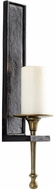 Cyan Design 09738 Santiago Antique Brass Candle Holder