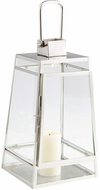 Cyan Design 09745 Paulus Contemporary Nickel 17 Candle Holder