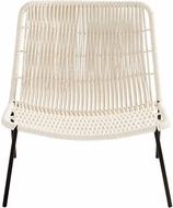 Cyan Design 10505 Althea Contemporary White Chair