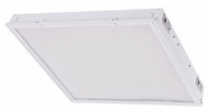 Cyber Tech CL40TF22-D/CW Contemporary White LED Ceiling Lighting Fixture Troffer