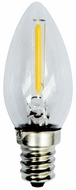 Cyber Tech LB1NLR-WW-2P 1W 3000K E12 LED Bulb (pack of 2)