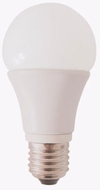 Cyber Tech LB40A-WW-6PK 7W 2700K A19 LED Bulb (pack of 6)
