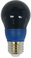 Cyber Tech LB5A-BL 5 Watt LED A15 Blue Bulb