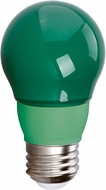 Cyber Tech LB5A-GR 5 Watt LED A15 Green Bulb