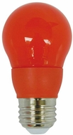 Cyber Tech LB5A-OR 5 Watt LED A15 Orange Bulb