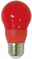 Cyber Tech LB5A-RD 5 Watt LED A15 Red Bulb