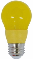 Cyber Tech LB5A-YL 5 Watt LED A15 Yellow Bulb/Bug Light