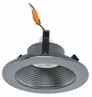 Cyber Tech LC7RT4-PVT-NS-WW Nickel Satin LED 4  Pivoting Downlight Recessed Light