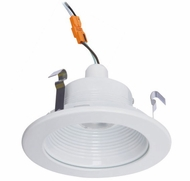 Cyber Tech LC7RT4-PVT-WH-WW LED 4  Pivoting Down Lighting