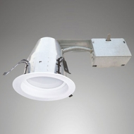 Cyber Tech R4RM-11RT-ECO-IC LED 4  Remodel Can & Trim Kit Recessed Lighting Fixture