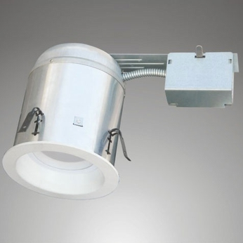 Cyber Tech R6RM-12RT-ECO-IC LED 6 Remodel Can & 12W Trim Kit Recessed Light Covers