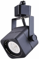 Cyber Tech TL7STH-BL Contemporary Black LED Dimmable Square Home Track Lighting Head
