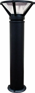 Dabmar D480-B Contemporary Black Outdoor Pathway Landscaping Light