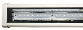 Dabmar DF-LED9402-W LED Linear Flood & Sign Contemporary White LED Outdoor Sign Lighting