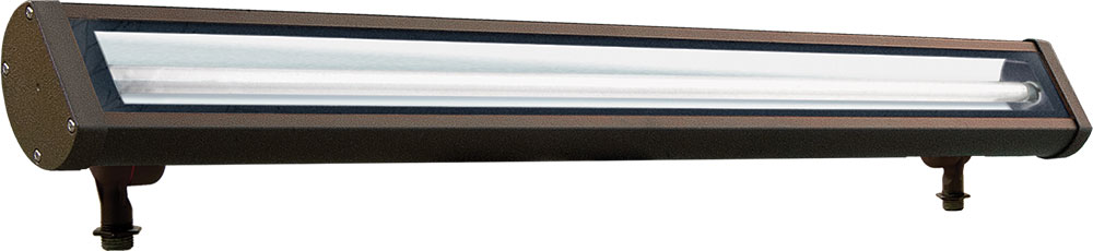 Dabmar Df9401 Bz Bronze Fluorescent Exterior Sign Lighting