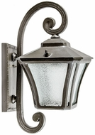 Dabmar GM210-BZ Small Wall Bronze Outdoor Wall Light Fixture