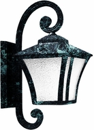 Dabmar GM210-VG Small Wall Verde Green Outdoor Wall Lighting Fixture